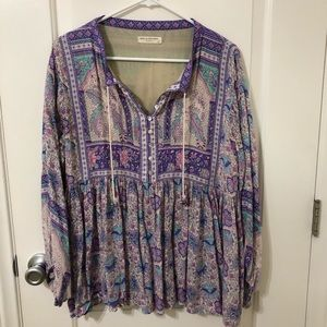Spell & the Gypsy Collective Wild Thing Blouse